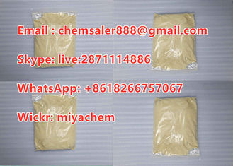 UK market  warehouse stock adbb research chemical yellow powder ADBB