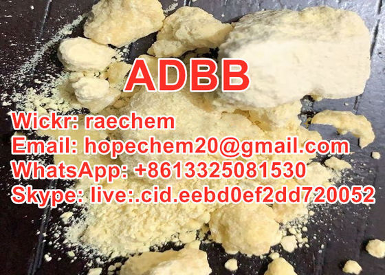 ADBB  High Purity Yellow Powder For Lab yellow powder fast delivery